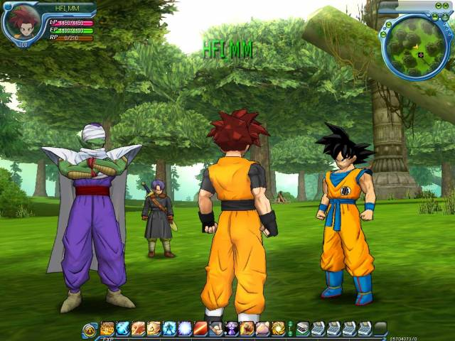 dragon ball z online games free