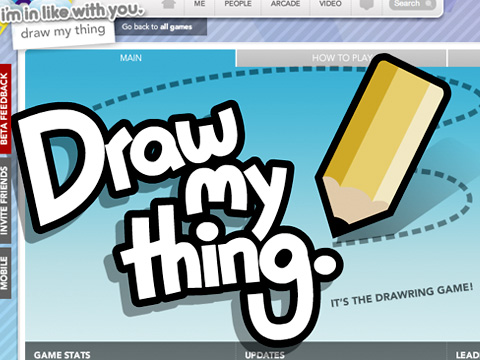 Draw My Thing Online