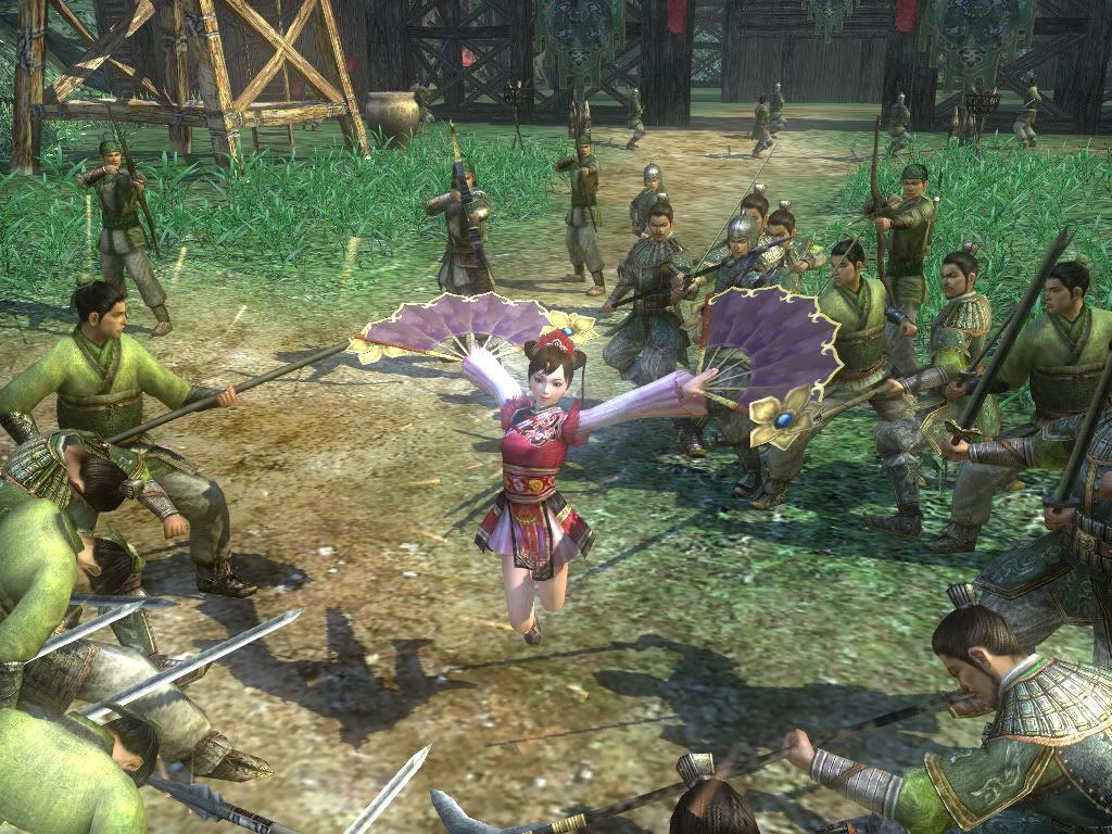 dynasty warriors free online game