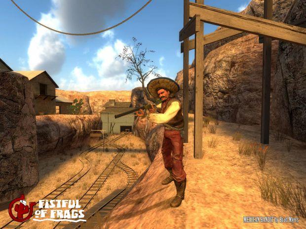 Fistful Of Frags скачать игру - фото 3