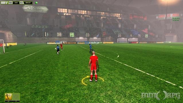 soccer online game