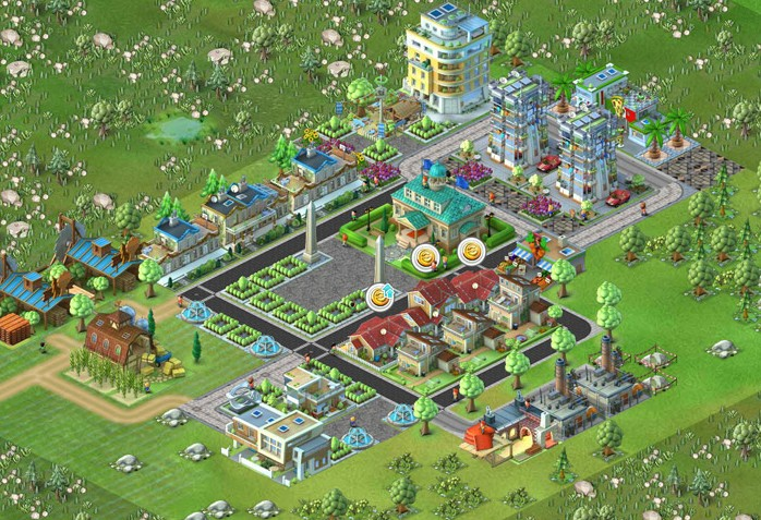Rising Cities : Online Games Review Directory Rising Cities