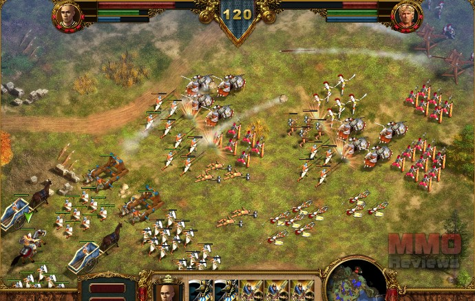 free strategy games to play online no downloads