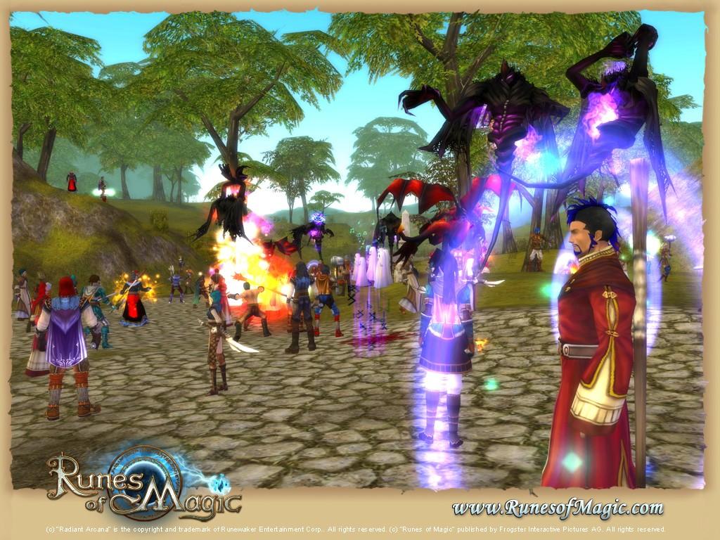 Magic Games Online