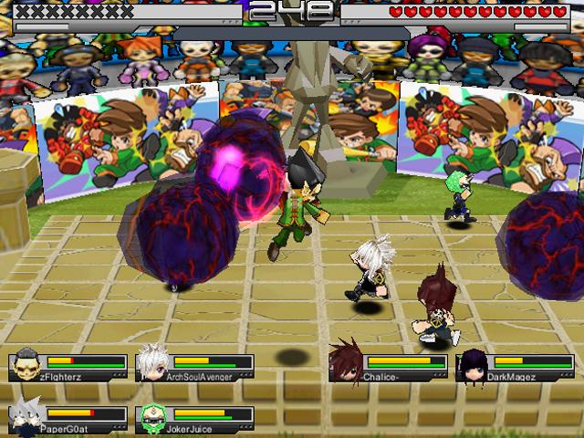 Game Description And Comments