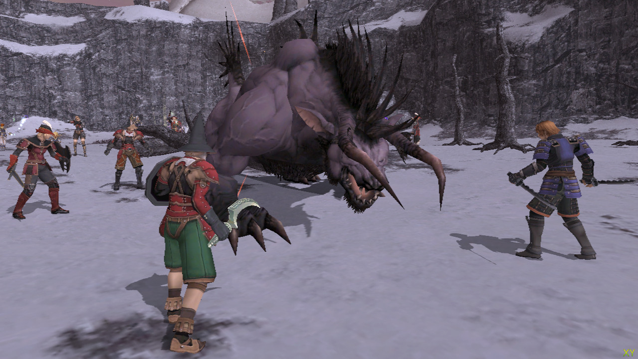 Best Auto Recovery >> Final Fantasy XI Review