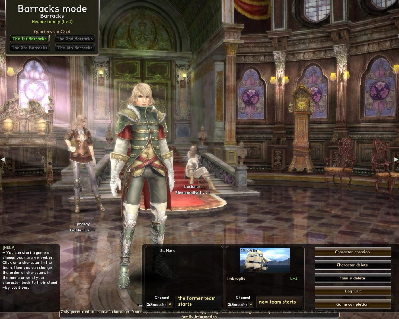 Sword Of Thenew World: Rappelz Vs. Sword Of The New World