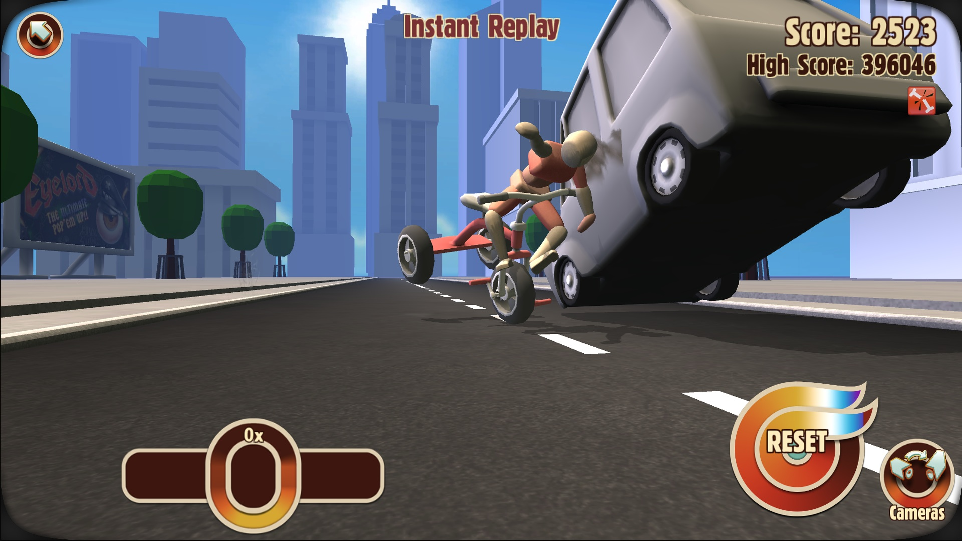 Turbo Dismount: Online Game of the Week