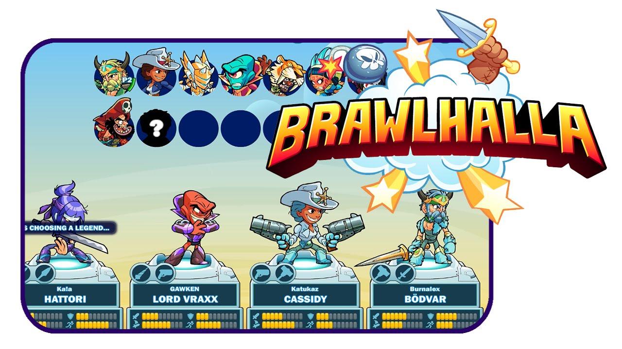 Brawlhalla: PC Brawler Done Right