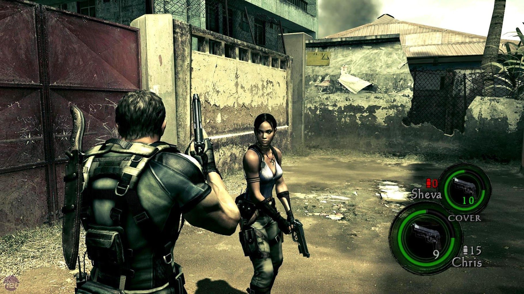 Resident evil 5 pron images sexual comic