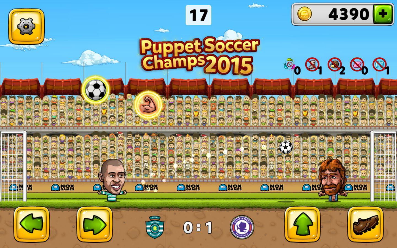 Puppet Football