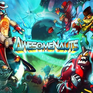 Awesomenauts 800x600