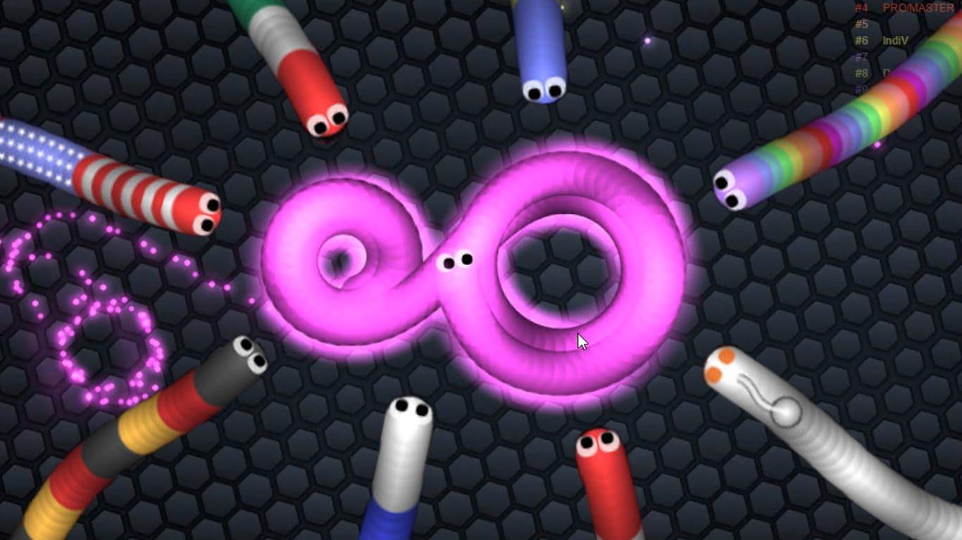 Slither Io Online Spielen