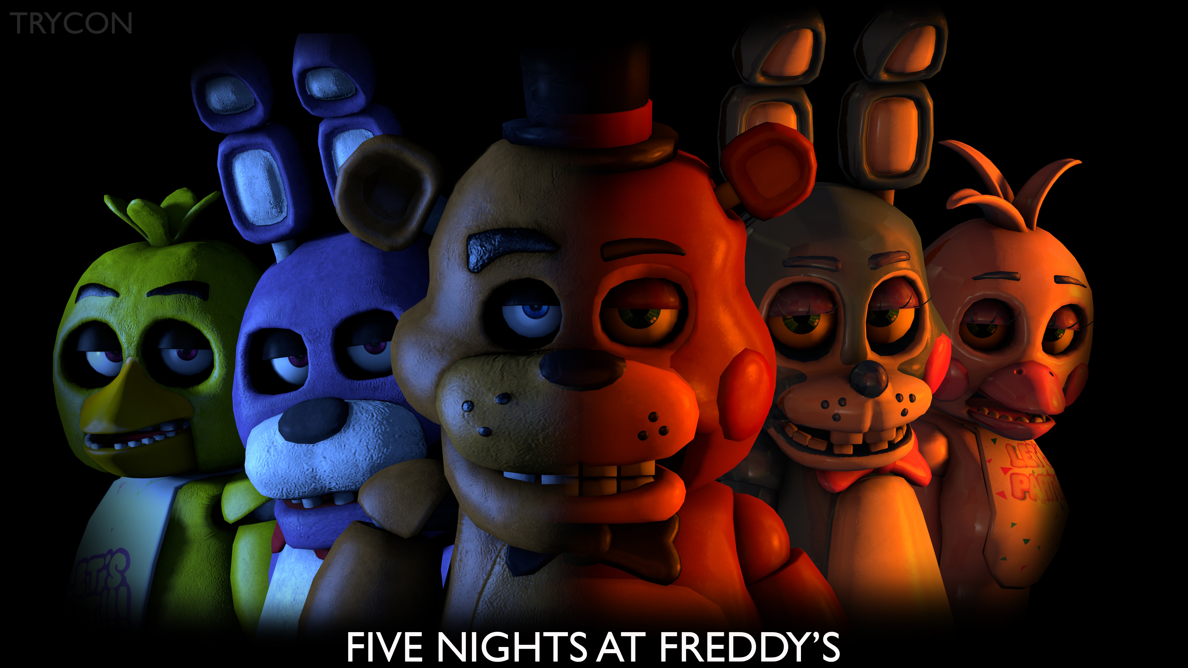 five_nights_at_freddy_s_banner_by_trycon1980-d93mp8i