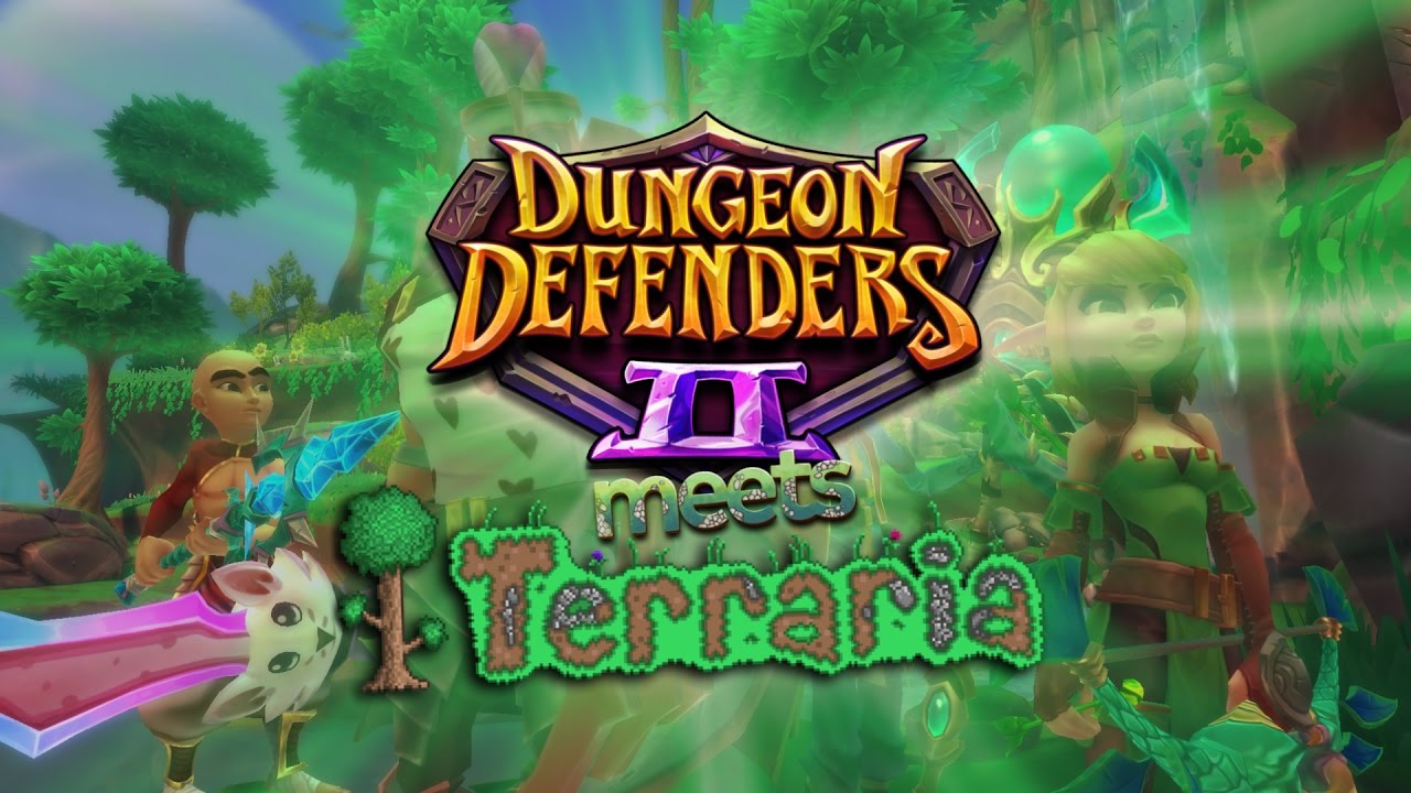 dungeon defenders 2 how to start terraria