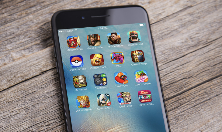 Online Games On Mobile